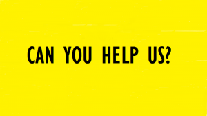 can you help us 2